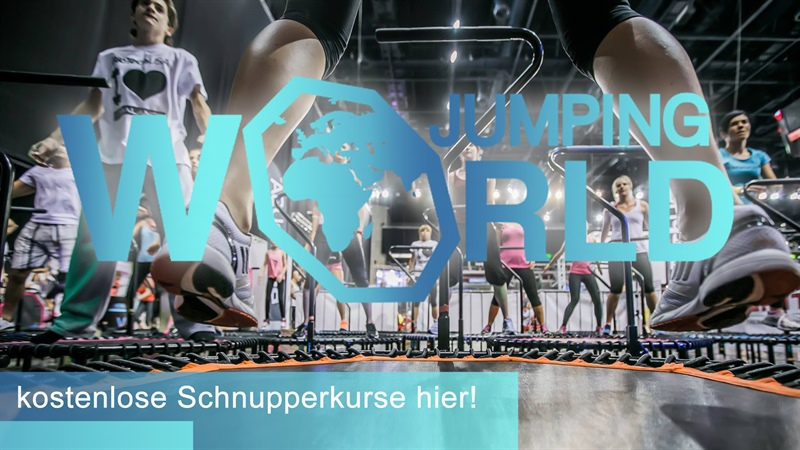 World Jumping™ im Sportcenter Oedheim